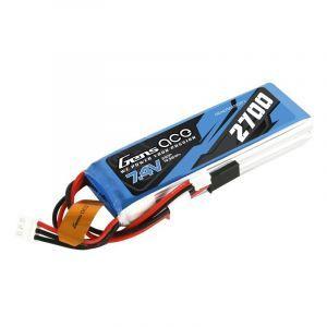Gens ACE Batteria TX Lipo 2S 2600 mAh - Futaba