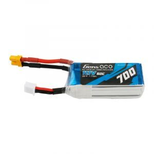 Gens ACE Batteria Lipo 3S 700mAh 60C - XT30