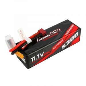 Gens ACE Batteria Lipo 3S 5300mAh 60C HARDCASE DEANS