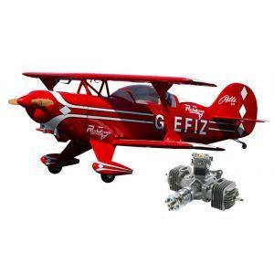 HANGAR 9 Pitts S-2B 50-60cc ARF + DLE 60
