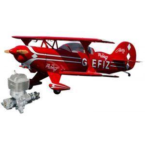 HANGAR 9 Pitts S-2B 50-60cc ARF + DLE 65