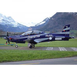 JMB Jets Pilatus PC-21 XXLFrench Army ARF