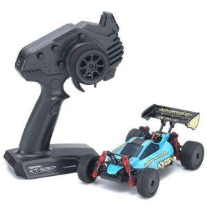 Kyosho Mini-Z MB010 Inferno MP9 TKI3 4WD 1/24 VERDE/NERO - READYSET