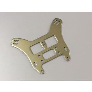Kyosho Supporto ammortizzatori posteriori - gun metal - IF311GM