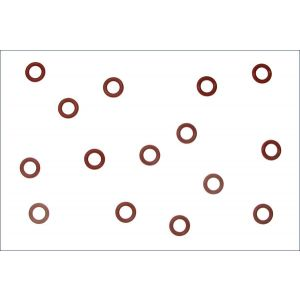 Kyosho O-ring id6mm (10 pz) - ORG06
