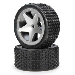 WL toys High speed Buggy 2WD 2.4Ghz 1/12 - gomme posteriori