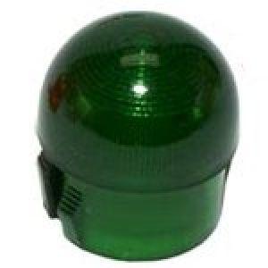 Optotronix by Emcotec Calottina sferica verde trasparente 11mm (3 pz)
