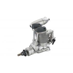 OS engines FS-62V 10 cc c/silenziat. Motore a scoppio 4T GLOW per aerei
