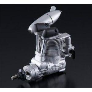 OS engines FS 95V CON SILENZIATORE Motore a scoppio 4T GLOW per aerei