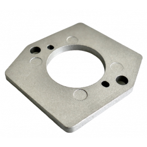 DLE DLE-130 Flangia supporto carburatore - part 36