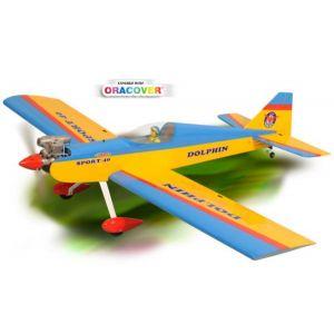 Phoenix Model Dolphin MK2 .46~.55 Aeromodello acrobatico