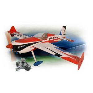 Phoenix Model Slick 580 60cc GP/EP ARF + DLE 60 Aeromodello acrobatico