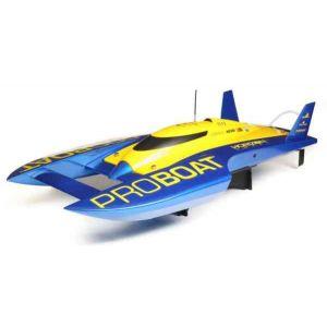 ProBoat UL-19 30 Brushless Hydroplane RTR Barca elettrica