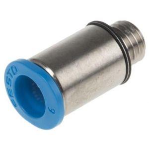 Festo Raccordo filettato maschio M7 per tubo da 6 mm