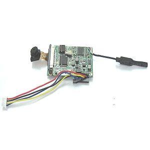 WL toys A Drone 4CH 6 Axis Gyro - trasmettitore video 5,8 Ghz