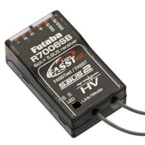 Futaba R7006SB 2.4Ghz FASST/FASSTest BUS 6/18 CH Ricevente