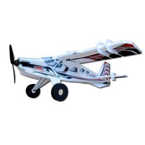 RC Factory Crack TURBO Beaver Red Aeromodello parkflyer
