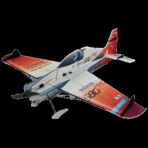 RC Factory Edge 580 PRO Vector ROSSO Aeromodello acrobatico