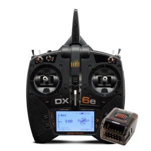 Spektrum DX6e DSMX + AR620 Radiocomando