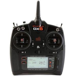 Spektrum DX6 DSMX G3 solo TX Radiocomando