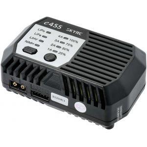 SkyRC e455 220V 50W 2-4S Caricabatterie
