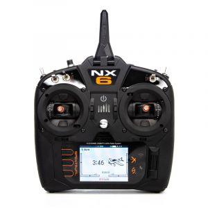 Spektrum NX6 DSMX solo TX Radiocomando 6CH