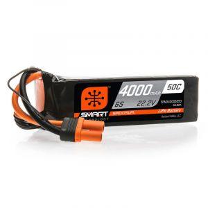 Spektrum Batteria Lipo 6S 4000mAh 50C Smart IC5