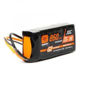 Spektrum Batteria Lipo 850mAh 3S SMART G2 11.1V 30C IC2