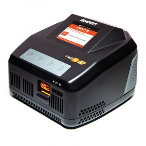Spektrum S1400 G2 AC 1x400W Smart Charger 1-6S Caricabatterie 220V
