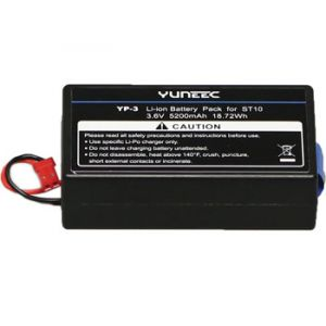 Yuneec Batteria per radiocomando ST10 5200mAh 1-Cell / 1S 3.6V LiIon