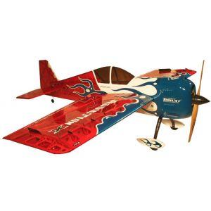 Precision Aerobatics Naca motore BLU Addiction-X