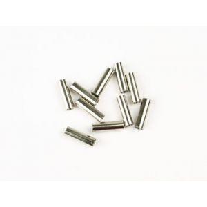 aXes Copper Tube Φ2×8mm (10 pcs)