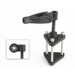aXes 24mm adjustable control horns w/bearing (2pcs)