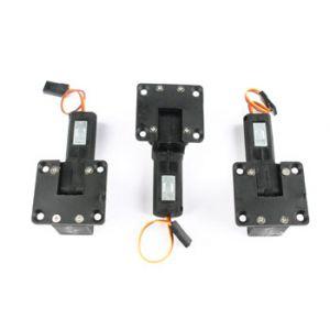 aXes Terna carrelli retrattili elettrici piccoli