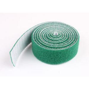 aXes Velcro 20x1000mm verde