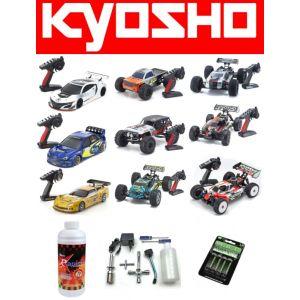Kyosho Super Combo automodelli a scoppio