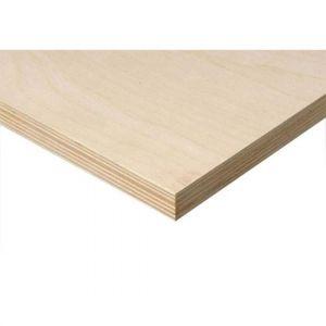 jWood Compensato di betulla 1,5x245x745 mm