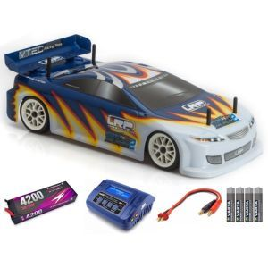 LRP S10 Blast TC 2 Brushless RTR 2.4GHz - 1/10 4WD Electric Touring Car SUPER COMBO