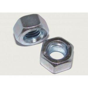 aXes M6 hexagon nuts (10pcs)