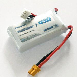 FullPower Batteria Lipo 3S 450 mAh 90C PLATINUM - XT30