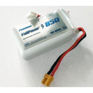 FullPower Batteria Lipo 3S 850 mAh 90C PLATINUM - XT30