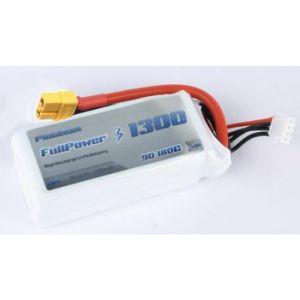 FullPower Batteria Lipo 3S 1300 mAh 90C PLATINUM - XT60