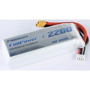 FullPower Batteria Lipo 4S 2200 mAh 90C PLATINUM - XT60