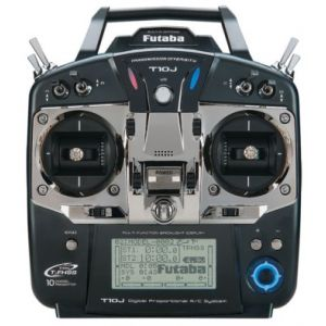 Futaba T10J MODE 2 Radiocomando