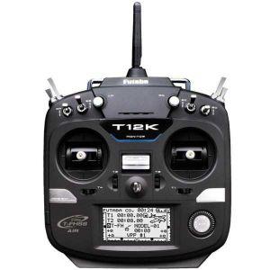 Futaba T12K 14CH 2.4Ghz Mode1 + rx R3008SB Radiocomando
