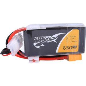 Tattu by Gens ACE Batteria Lipo 4S 850 mAh 75C - XT60
