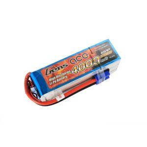 Gens ACE Batteria Lipo 6S 4000 mAh 60C - EC5