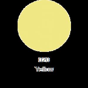 RC Colours Lexan spray 150 ml giallo 020