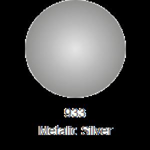 RC Colours Lexan Spray 150 ml argento 933