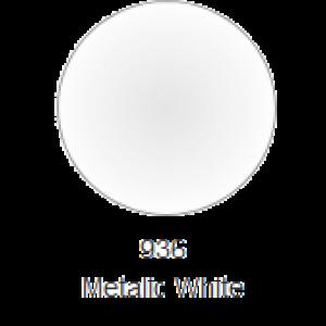 RC Colours Lexan spray 150 ml bianco metallizzato 936